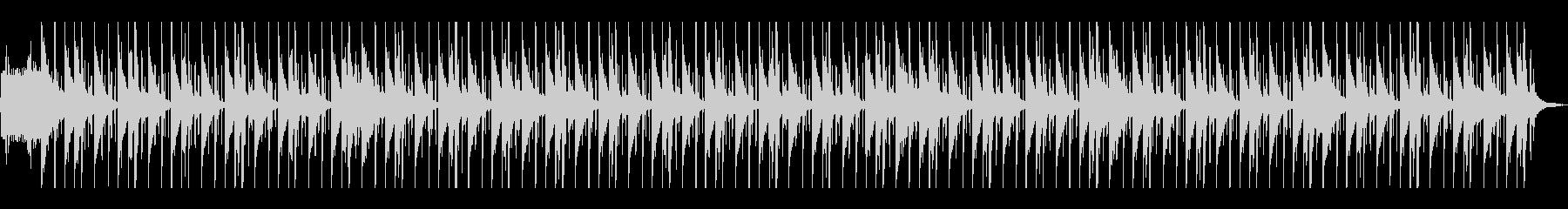 パーカッション4ヘビーラップ、SF...の未再生の波形