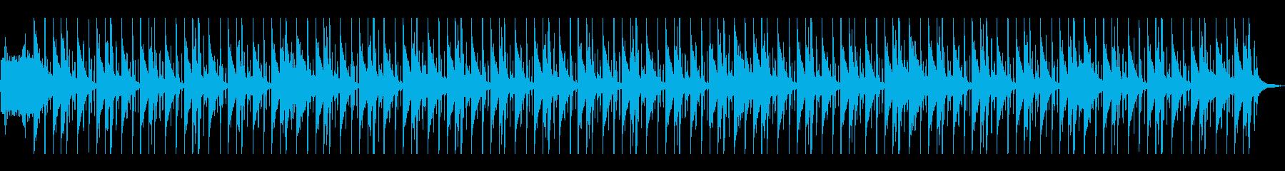 パーカッション4ヘビーラップ、SF...の再生済みの波形