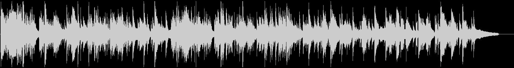 艶めかしいエロいムードの下品なサックスの未再生の波形