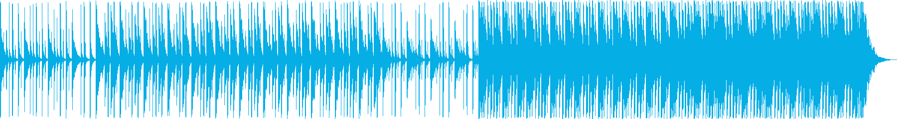 アコーステック アクション 静か ...の再生済みの波形