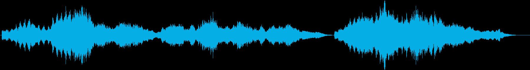 オーケストラ楽器。 「おとぎ話」の...の再生済みの波形