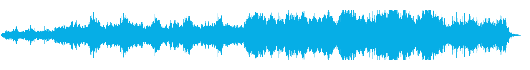 KANTホラー不気味BGM200710の再生済みの波形