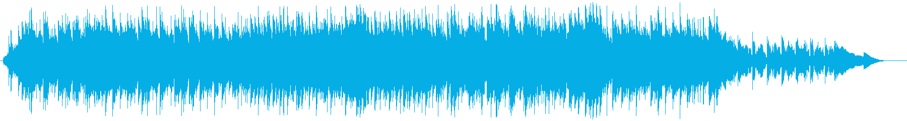 ピアノの旋律が印象的な華やかPopsの再生済みの波形