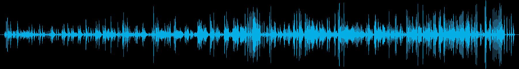 50年代風ソロジャズピアノの再生済みの波形