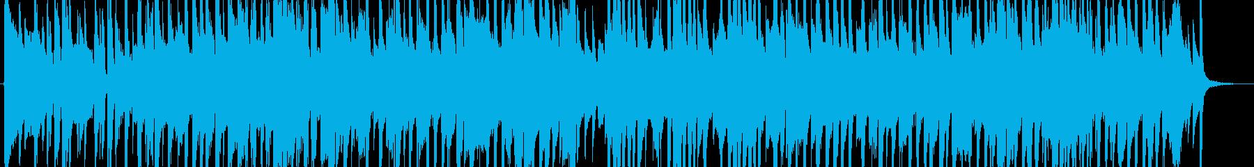 トロンボーン、ジャジーに軽快なんの再生済みの波形