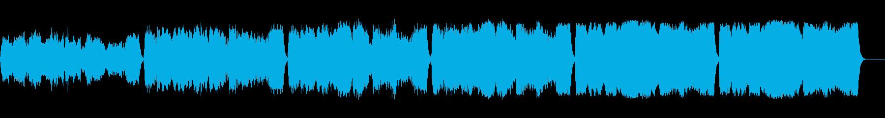 風格のあるストリングスの配置は、大...の再生済みの波形