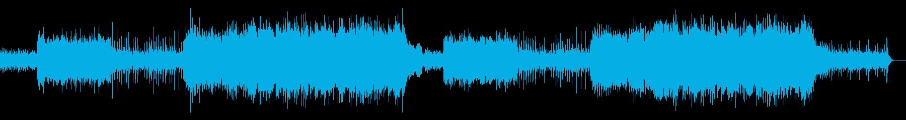 Primulaの再生済みの波形