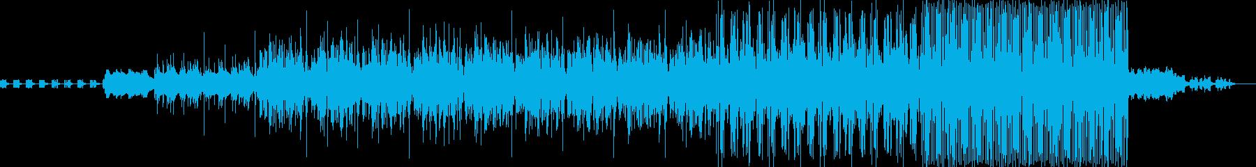 ゆったりほのぼの近未来エレクトロニカの再生済みの波形