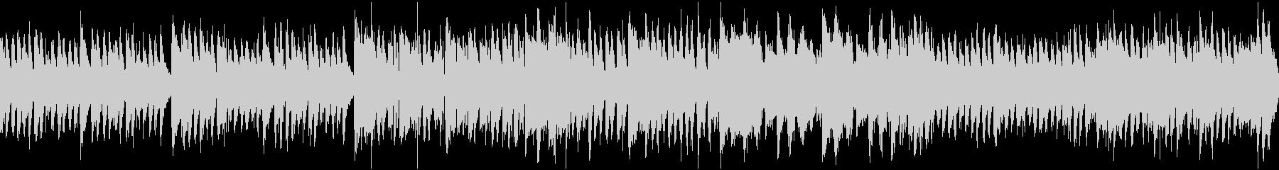 ダーク&コミカルなカーニバル(ループ)の未再生の波形