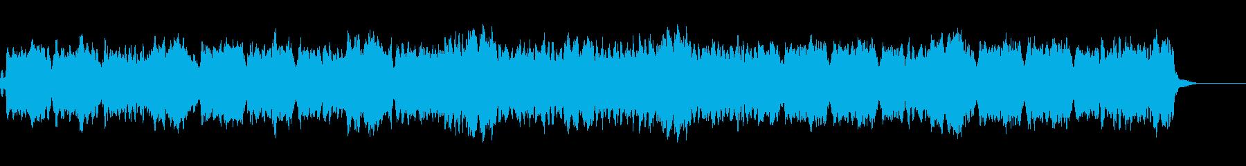 ハリウッド「速くて壮大」オーケストラaの再生済みの波形