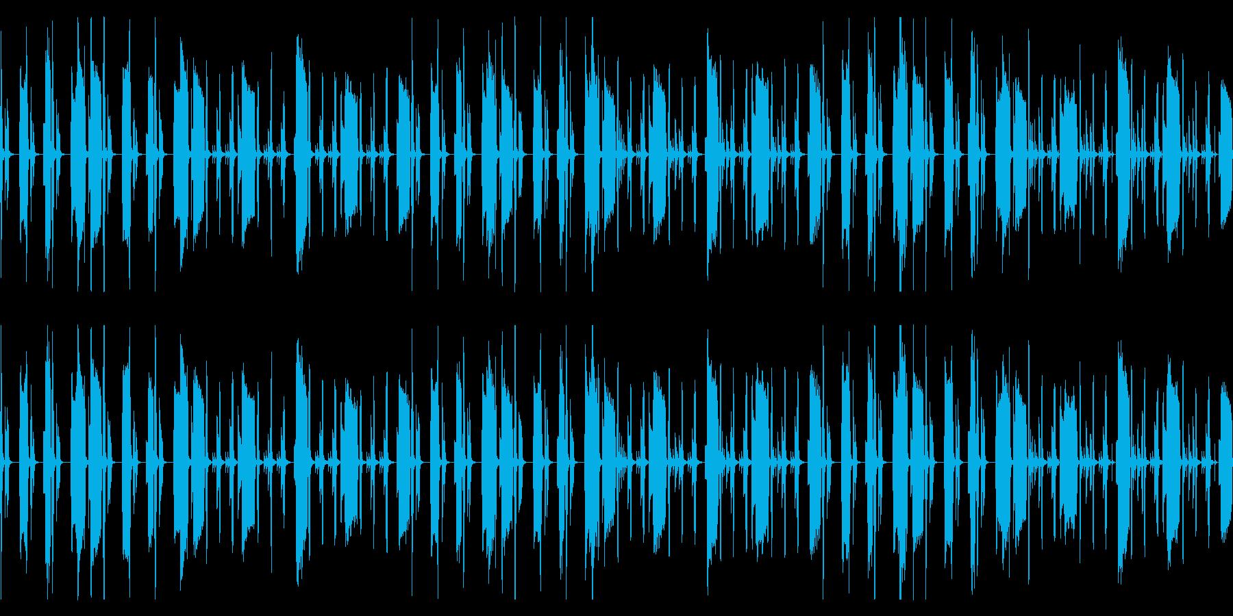 【ループ版】YouTube エレピの再生済みの波形