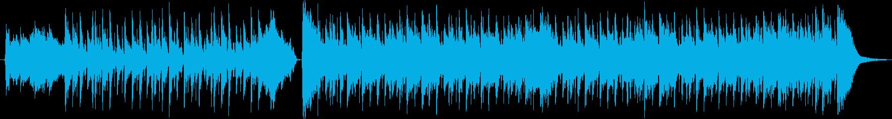 これは、ヒップホップスタイルとポジ...の再生済みの波形