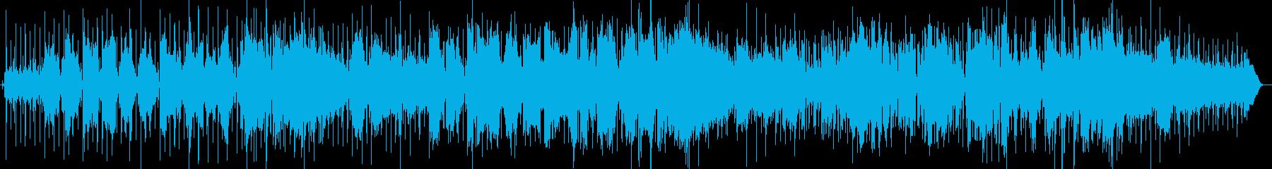 ボッサラウンジの再生済みの波形