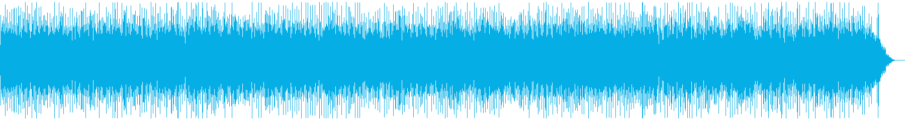 Hilarious celtic dance's reproduced waveform