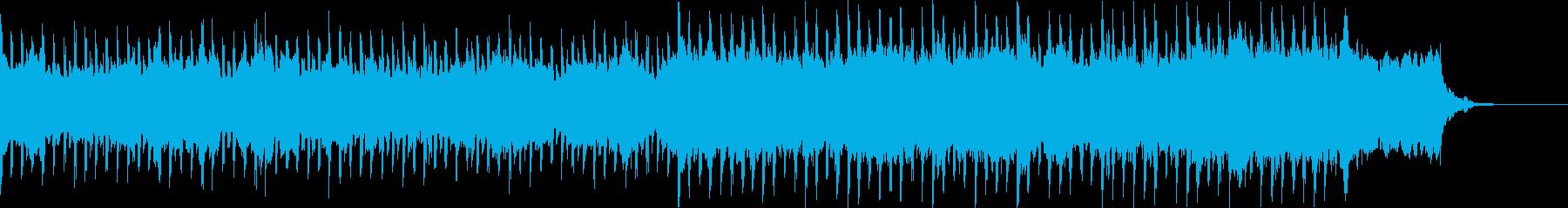 企業VP系80、シンプル、シンセ、爽快bの再生済みの波形
