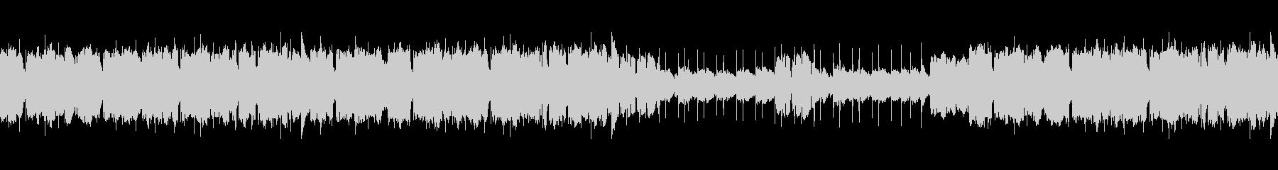 アイリッシュ風のインスト2(ループ)の未再生の波形