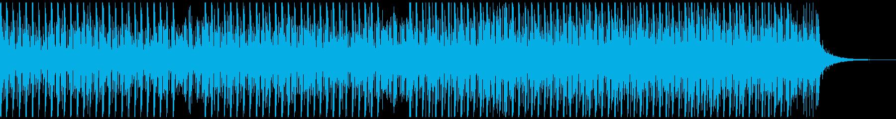 サンシャイン(ショート)の再生済みの波形