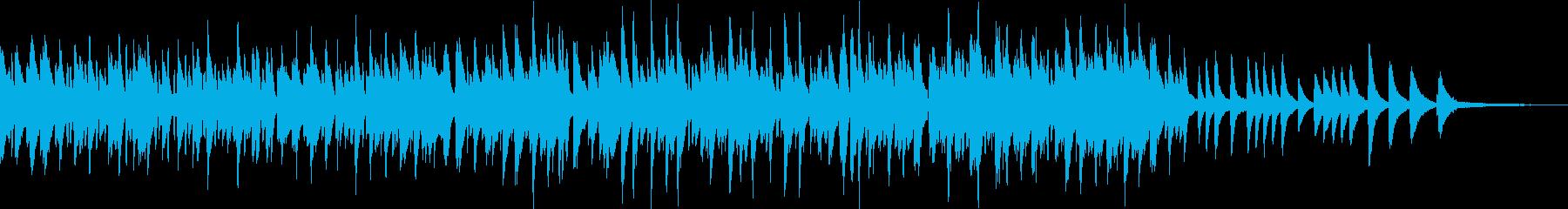 童謡「しゃぼん玉」ボサノバ/ピアノトリオの再生済みの波形