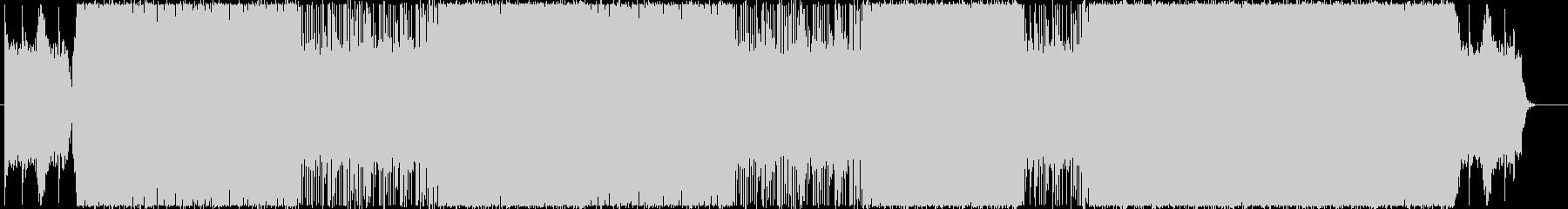 ヒップホップ/ファンタジア/重低音/#1の未再生の波形