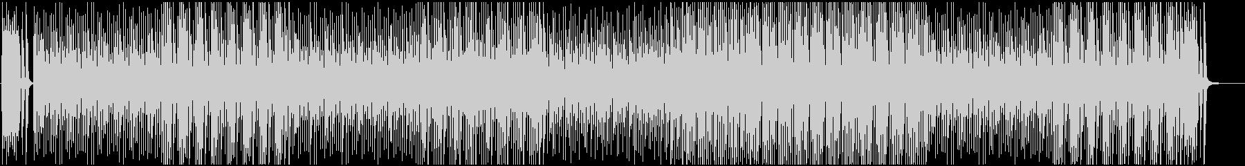 マリンバを使ったほのぼの・コミカルBGMの未再生の波形
