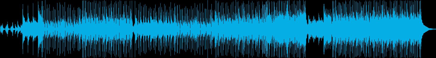 簡単。シンプル。ハッピーの再生済みの波形