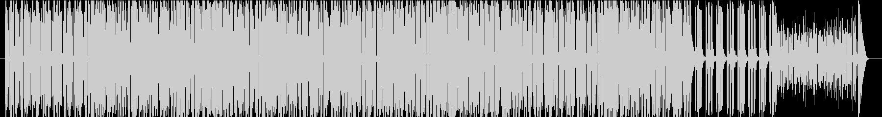 軽快でポップなテクノ楽曲 No.3の未再生の波形