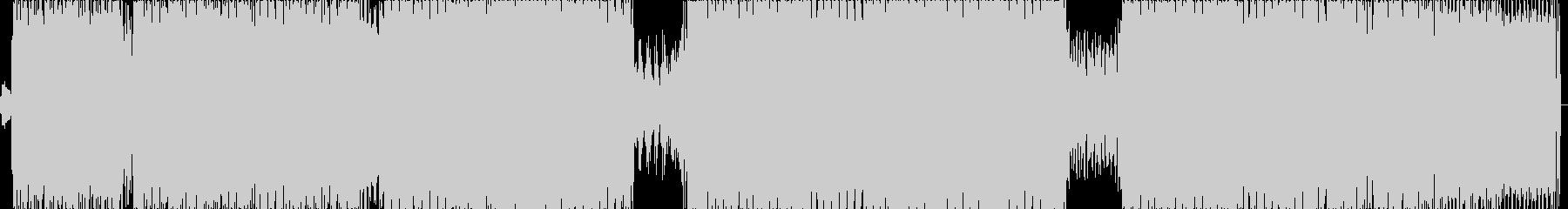 リズミカルでリニアな伝統的なメロデ...の未再生の波形