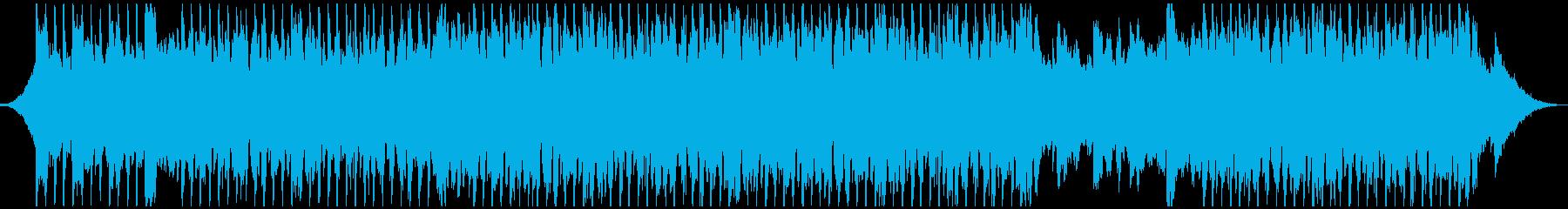 代替案 ポップ アンビエント コー...の再生済みの波形