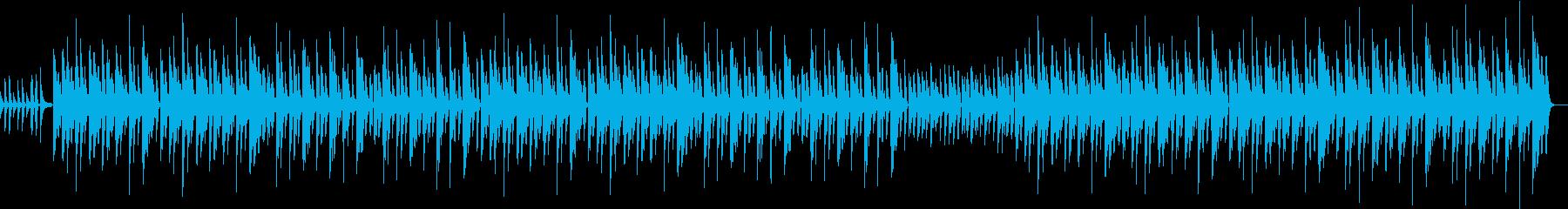 とぼけた コミカル 子供 動物 ほのぼのの再生済みの波形