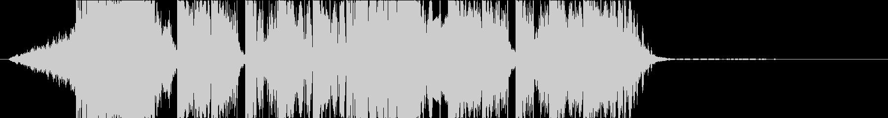 DUBSTEP クール ジングル139の未再生の波形