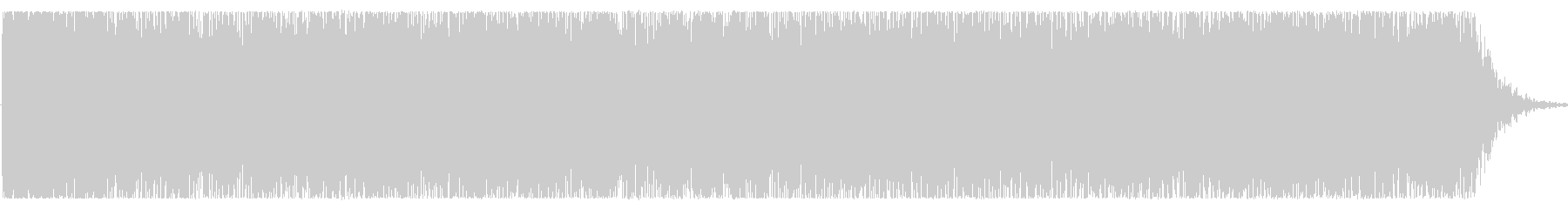 ラストメタル、ムーブメント、グライ...の未再生の波形