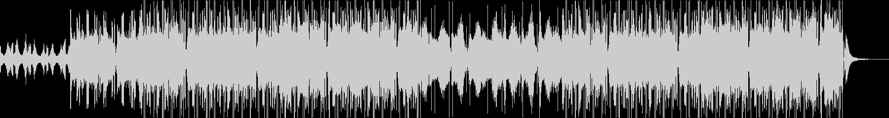 bpm112- 優しく穏やかなチルアウトの未再生の波形