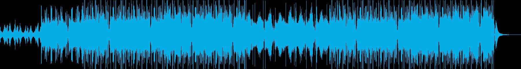 bpm112- 優しく穏やかなチルアウトの再生済みの波形