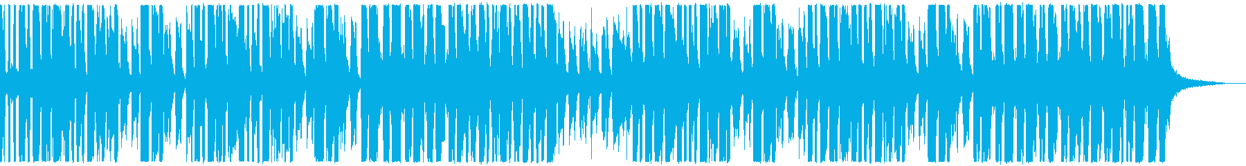 異国感漂うリズミックなフォークソングの再生済みの波形