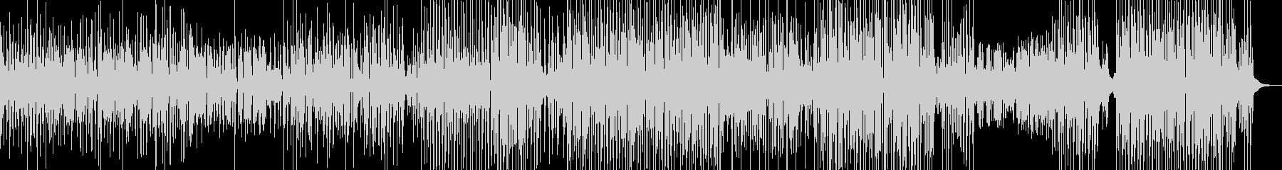 ウクレレ・和む雰囲気 後半打楽器・長尺の未再生の波形