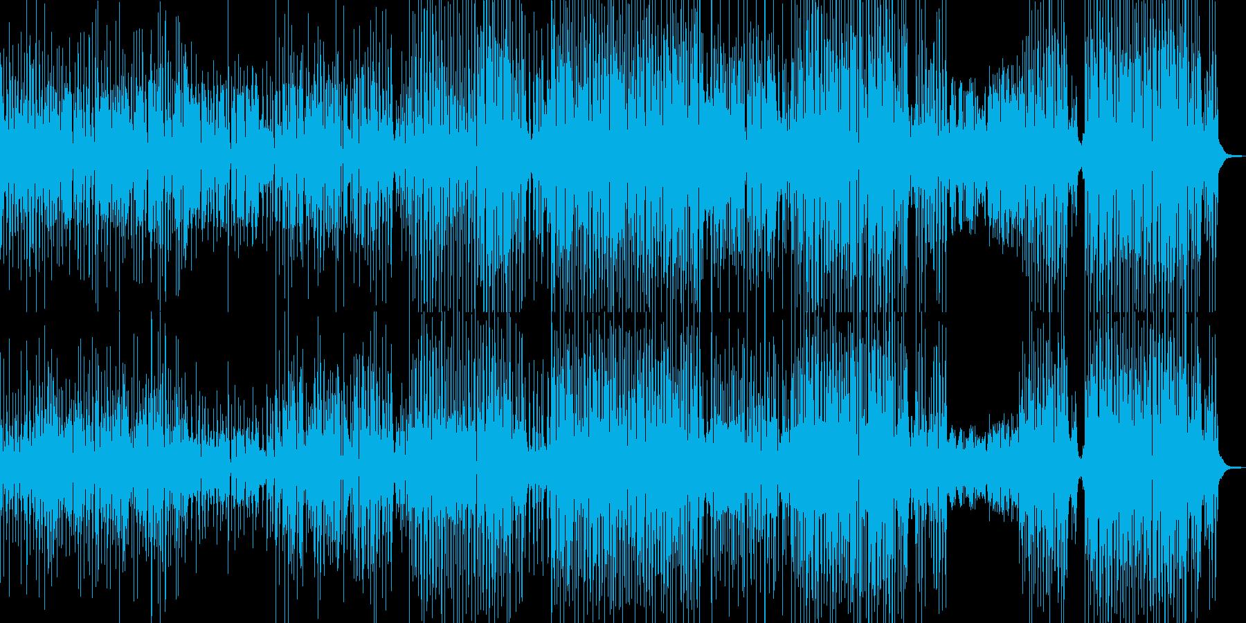 ウクレレ・和む雰囲気 後半打楽器 Lの再生済みの波形