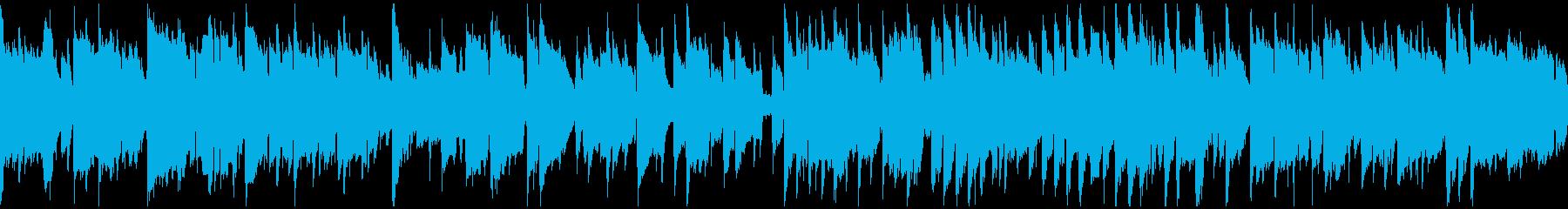 ノスタルジックなリコーダー ※ループ版の再生済みの波形