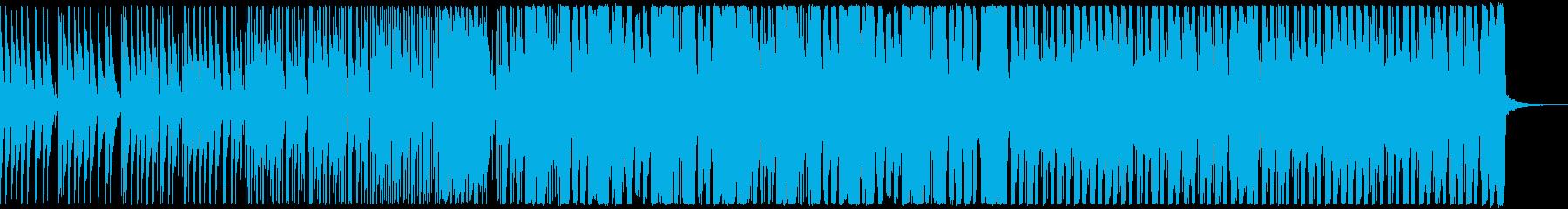 EDMの再生済みの波形
