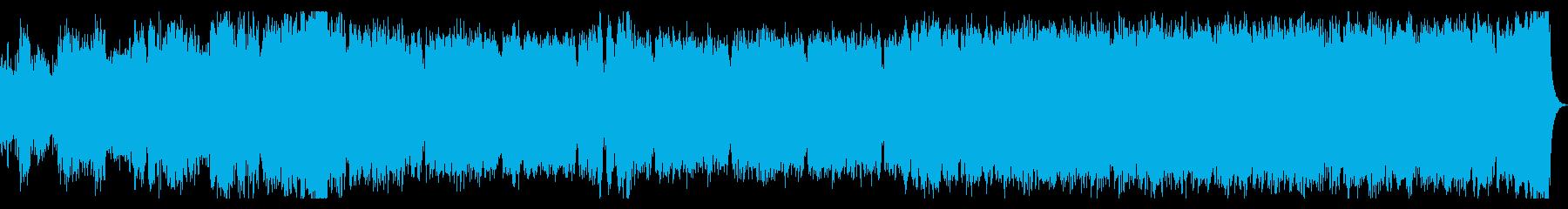 Oni_60secの再生済みの波形