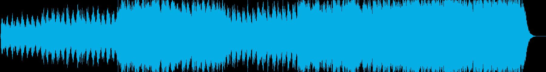 癒し系クラシックの再生済みの波形