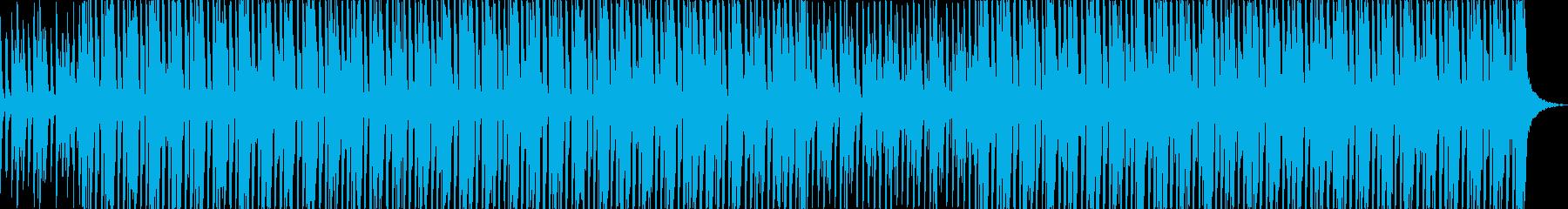 イージーリスニング 感情的 楽しげ...の再生済みの波形
