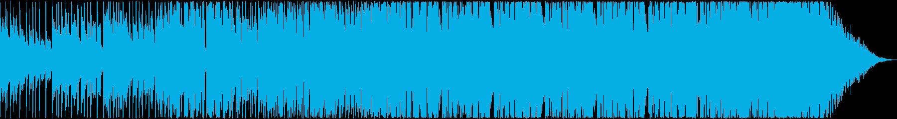 人気のある電子機器 ハウス ダンス...の再生済みの波形