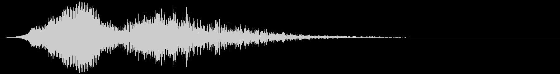 【ホラー・ゲーム】モンスターの声_01の未再生の波形