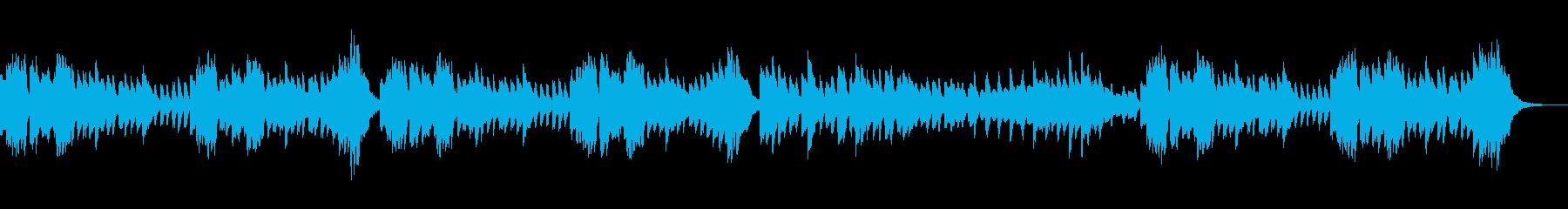 ピアノ練習曲/ブルグミュラー進歩の再生済みの波形