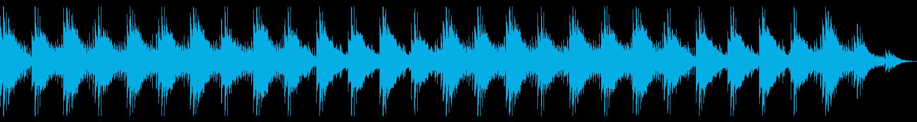 ダブステップ ✕ アコースティックの再生済みの波形