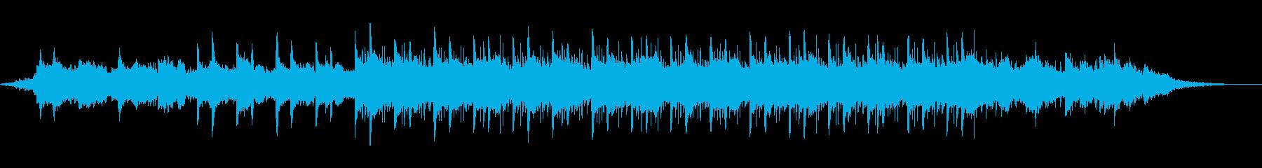 ドキュメント エンディング ショートの再生済みの波形