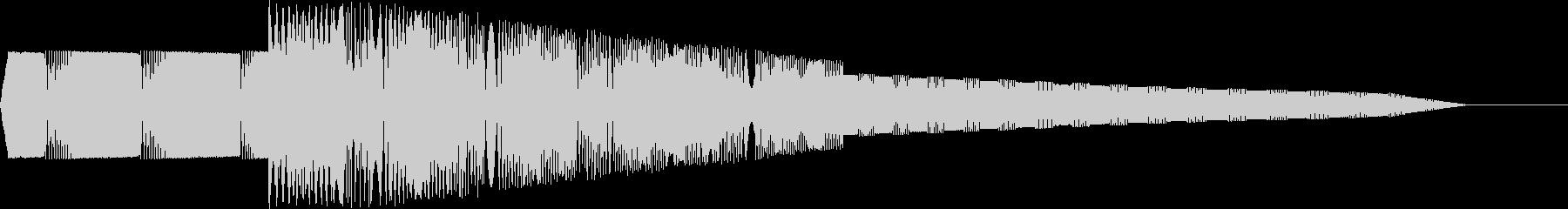 ピロピロ(ワープ/宇宙/ファミコンSFの未再生の波形