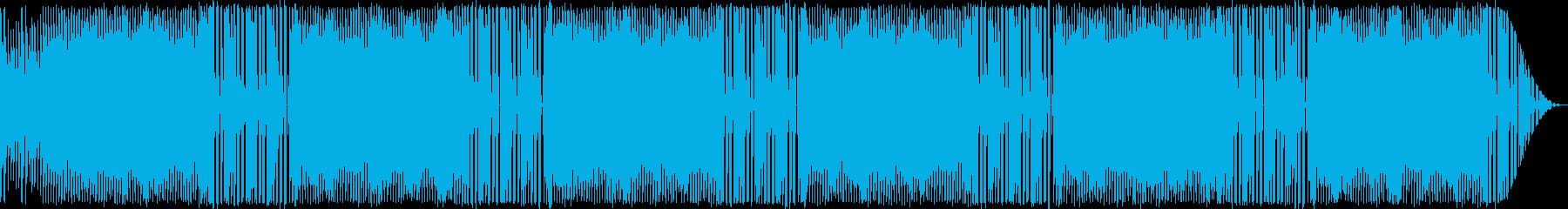 レトロゲーム:定番のスタートアップの再生済みの波形