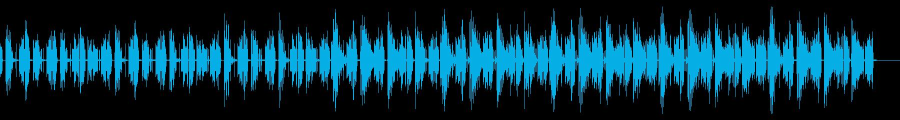 [Yoga]ストレッチの再生済みの波形