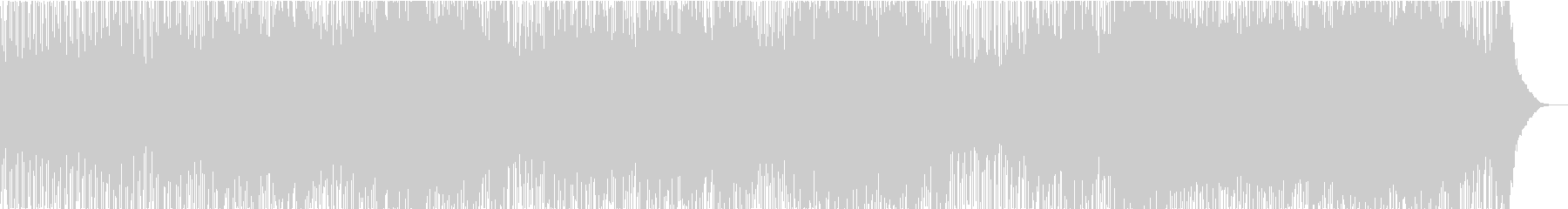エネルギッシュなドラム/ベースギタ...の未再生の波形